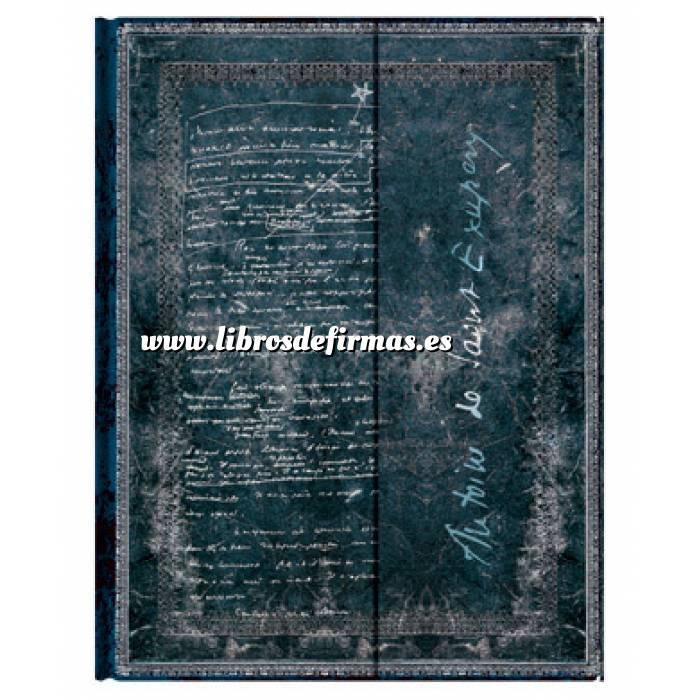 Imagen Agendas Libro de Firmas Saint-Exupery, tierra de hombres (pequeño)