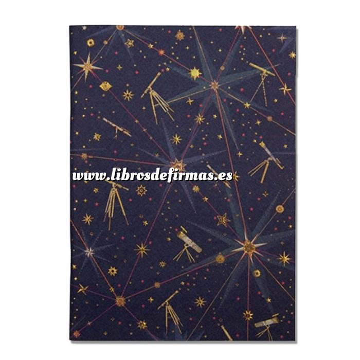 Imagen Turnowsky Cuadernillo Notebook Turnowsky - Constelaciones y telescópios Ref. 38654 (Últimas Unidades)